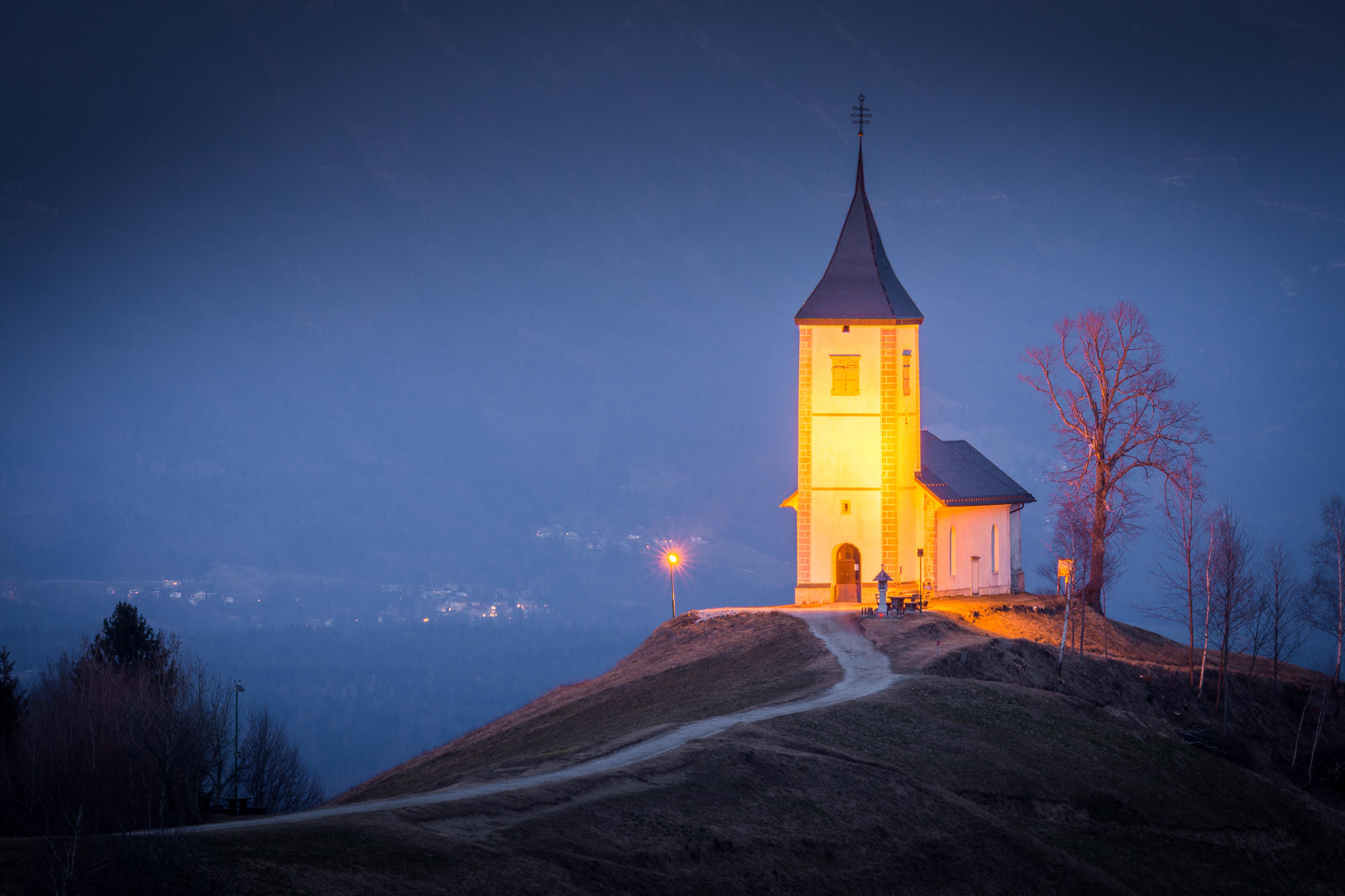 The Church Of St Primoz