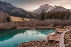 Zelenci Nature Reserve