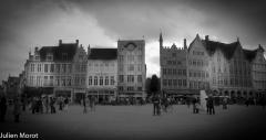 Brugge, Groentenmarkt
