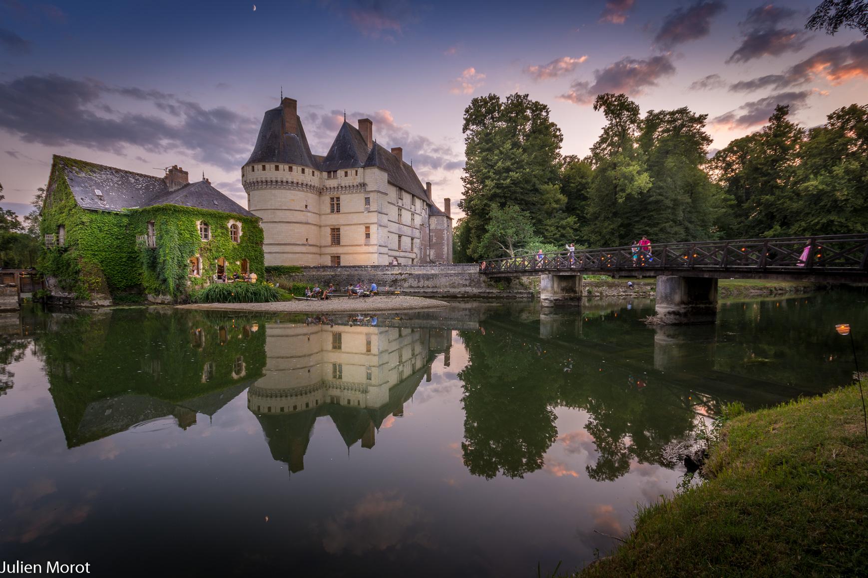 L'Islette by twilight