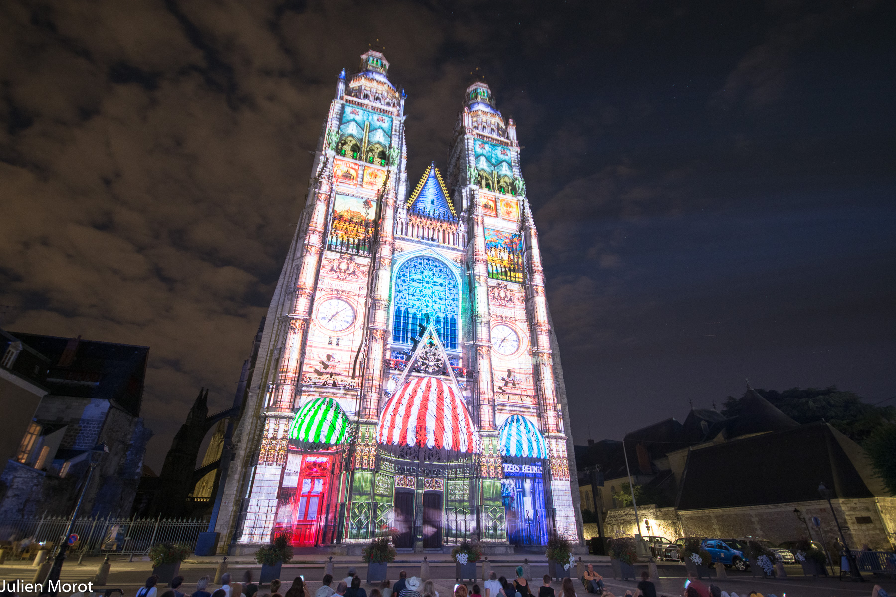 Illusions at the Cathedral